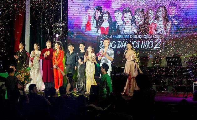 Ngoài ra còn có Kyo York, Ngọc Liên, Huỳnh Lợi, Hồng Mơ, Acoustic's Band Hoàng Như Định, MC Tuyết Vinh, Vũ đoàn Abc và Vũ đoàn The Beat...