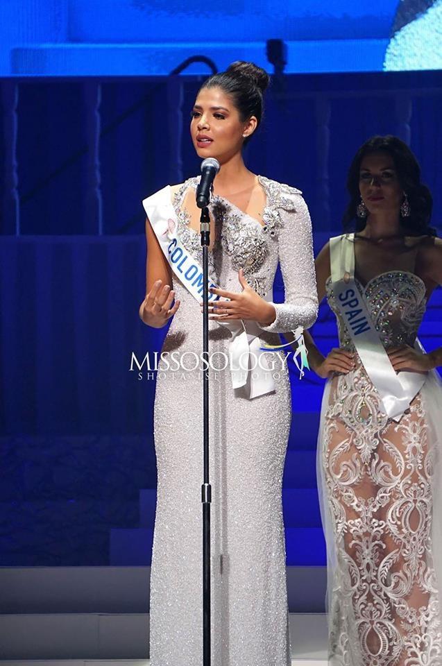 Á hậu 4 - người đẹp Colombia – Anabella Castro Sierra