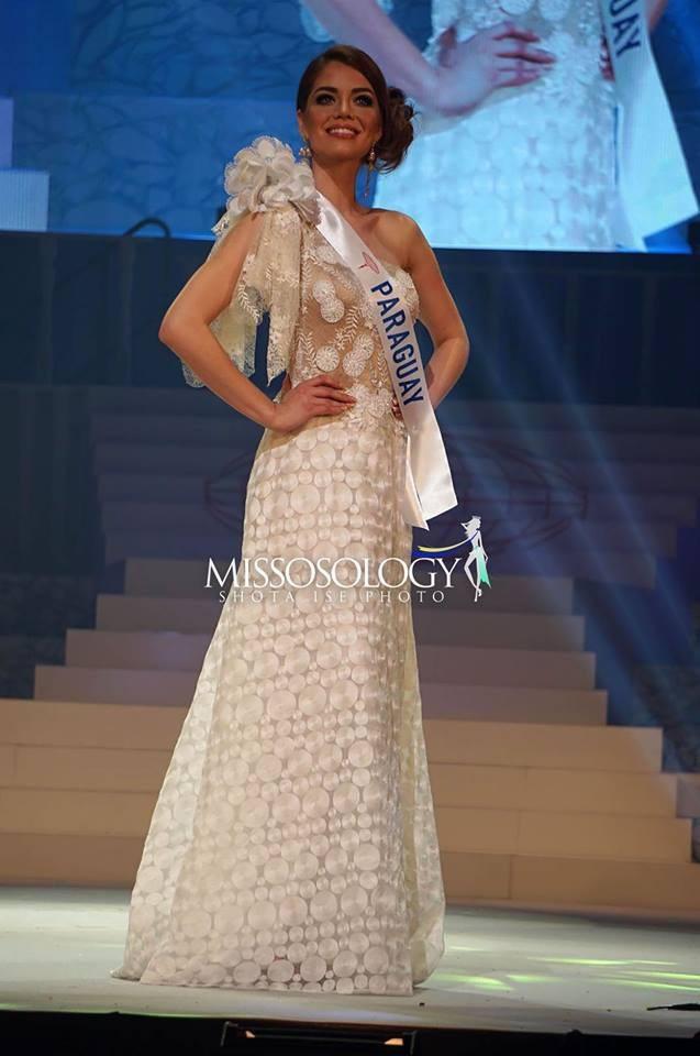 Top 15 còn có người đẹp Paraguay – Daisy Diana Rojas