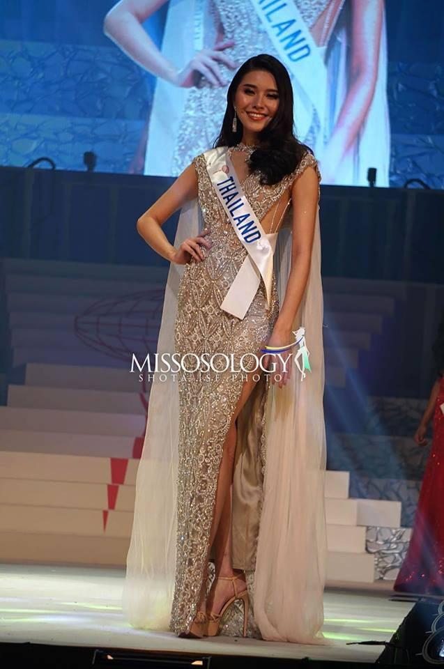 Top 15 - người đẹp Thái Lan Keeratiga Jaruratjamon
