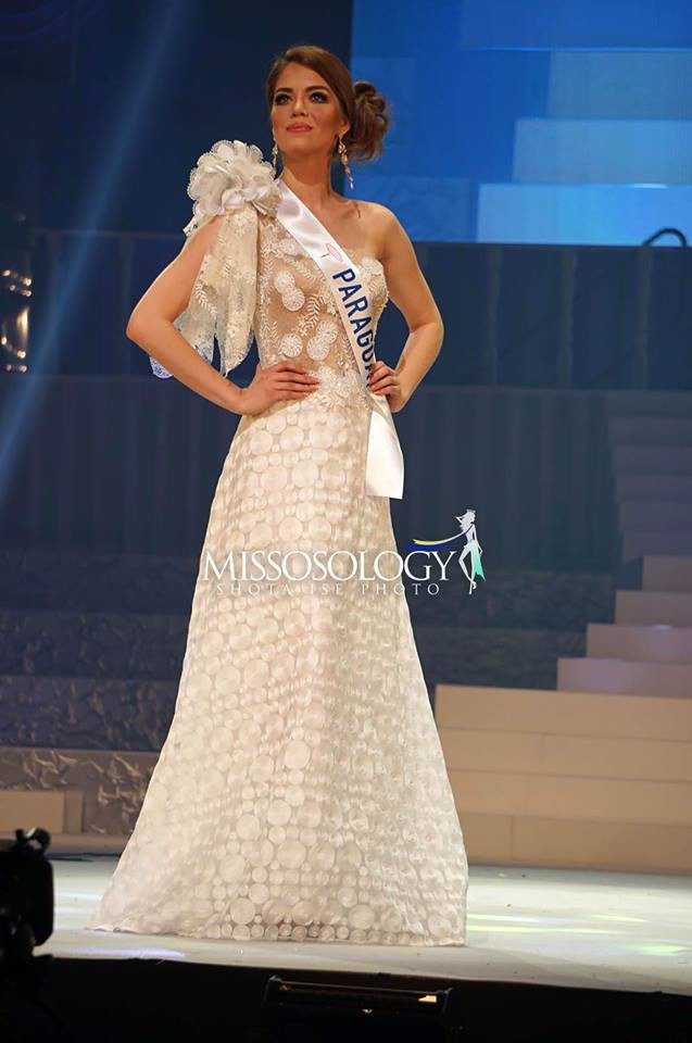 Những hình ảnh đẹp trong đêm chung kết hoa hậu quốc tế - 21