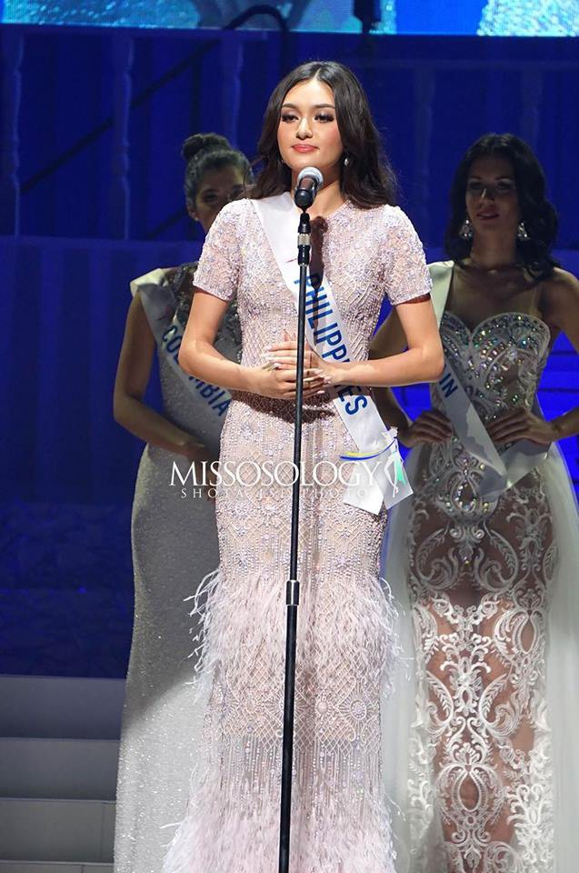 Á hậu 1 - người đẹp Philippines – Maria Ahtisa Manalo