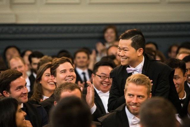 TS. Nguyễn Chí Hiếu – tốt nghiệp tiến sĩ kinh tế tại ĐH Stanford (Mỹ) và thạc sĩ quản trị kinh doanh MBA tại ĐH Oxford (Anh) - tác giả bài viết.