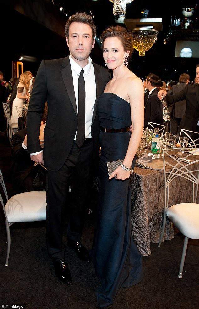 Jen và Ben từng là một trong những cặp vợ chồng đáng ngưỡng mộ nhất tại Hollywood.