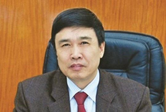 Nguyên Thứ trưởng Lê Bạch Hồng bị bắt (Ảnh: Tiền Phong)