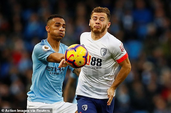 Man City 3-1 Bournemouth: Chênh lệch đẳng cấp - 6