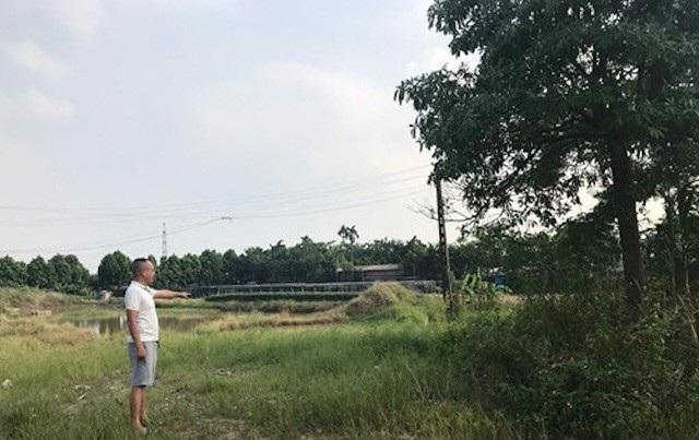 Ông Nguyễn Phan Tuấn bức xúc, không đồng ý với phương án bồi thường, hỗ trợ của UBND quận Bắc Từ Liêm.