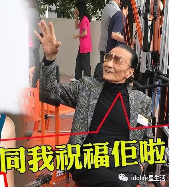 Tạ Hiền - bố chồng cũ của Trương Bá Chi lại tỏ ra bất ngờ khi hay tin con dâu cũ sinh con.