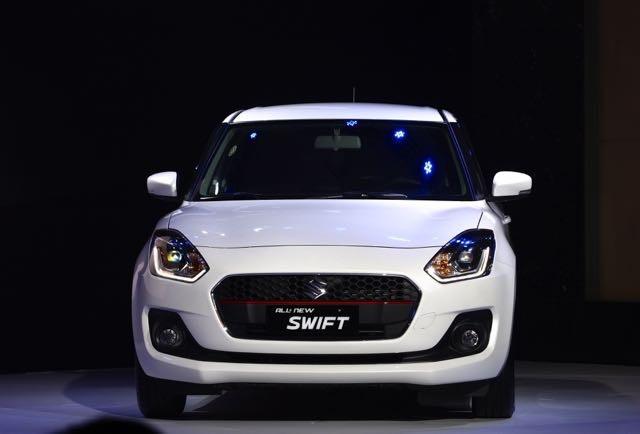 Suzuki Swift trở lại Việt Nam, giá từ 499 triệu đồng - 2