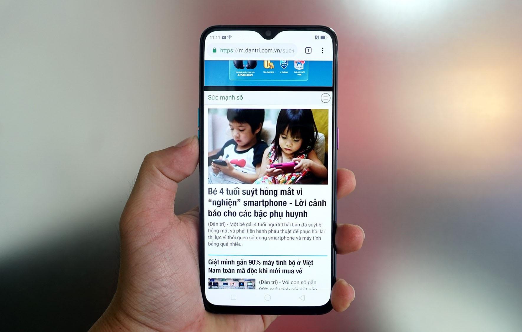 Samsung Galaxy A9- smartphone cận cao cấp được độc giả Dân trí bình chọn nhiều nhất - Ảnh 6.