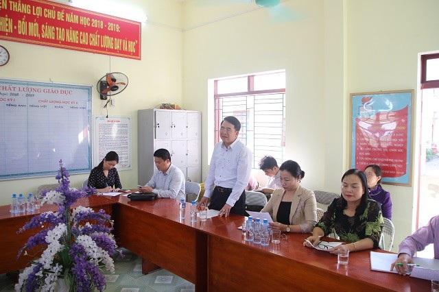 Phó chủ tịch UBND thành phố yêu cầu UBND huyện rút kinh nghiệm.