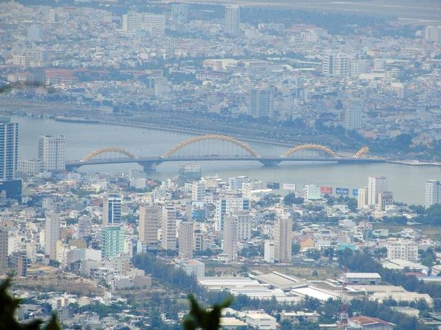 Một góc TP Đà Nẵng