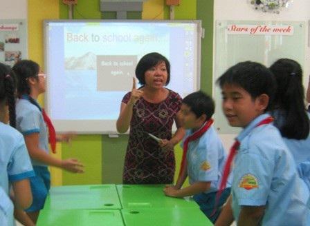 Giáo viên giữ vai trò nòng cốt trong Chương trình giáo dục phổ thông mới