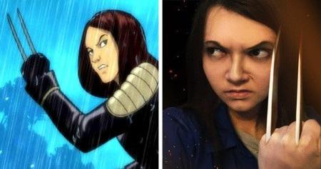 """Khi cần thiết thì Perova cũng hoàn toàn có thể trở nên mạnh mẽ như Laura Kinney trong """"X-Men: Evolution"""""""