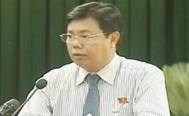 Chủ tịch UBND tỉnh Cà Mau Nguyễn Tiến Hải. (Ảnh: TH-CM)