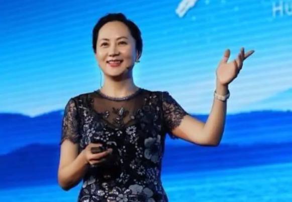 Giám đốc tài chính Huawei Meng Wanzhou (Ảnh: CBC)