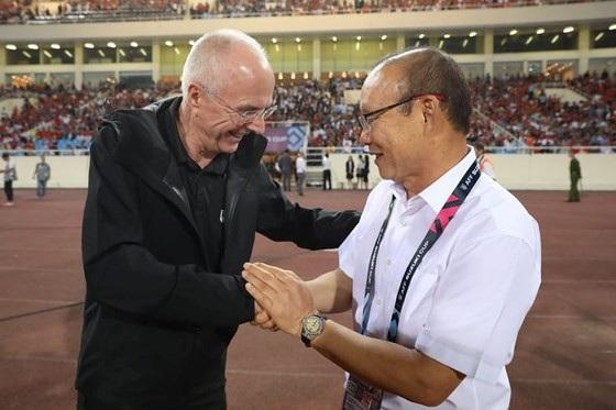 HLV Sven-Goran Eriksson tin đội tuyển Việt Nam sẽ lên ngôi vô địch AFF Cup 2018