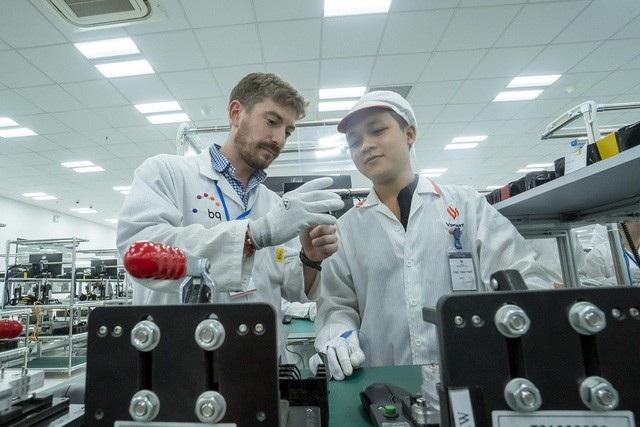 Vsmart sắp bán smartphone tại Việt Nam