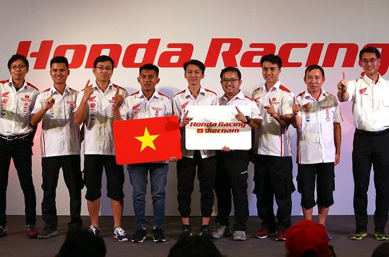 Từ năm 2019 sẽ có đội đua mang tên Việt Nam tại các giải châu Á - Ảnh 1.