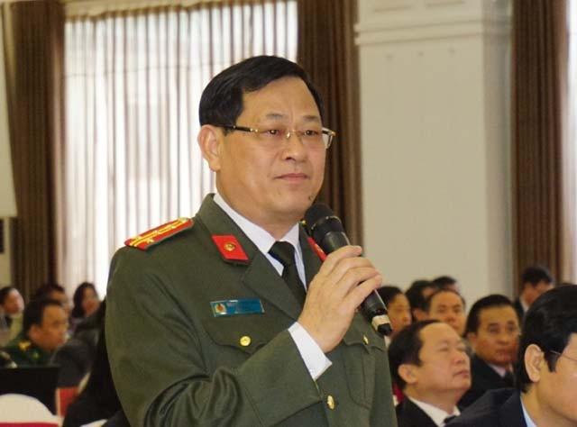 Đại tá Nguyễn Hữu Cầu - Giám đốc Công an tỉnh Nghệ An: Càng bắt, pháo càng nhiều.