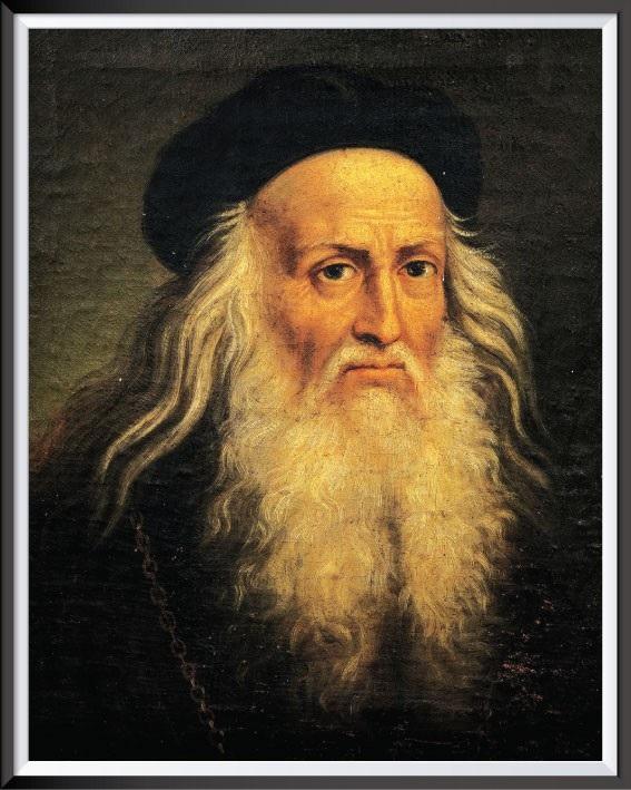 Cận cảnh cỗ máy vẽ tranh của Leonardo da Vinci được hiện thực hóa! - Ảnh 1.