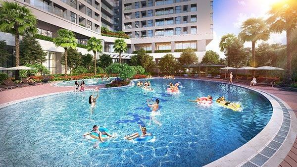 Triết lý tạo dựng không gian xanh của đơn vị thiết kế cảnh quan Rivera Park - 2