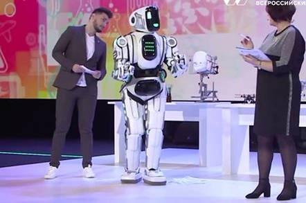 Boris được xem là robot hiện đại và tiên tiến nhất tại Nga