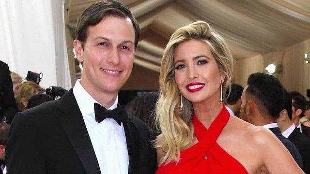 Vợ chồng Jared Kushner và Ivanka Trump (Ảnh: CNBC)