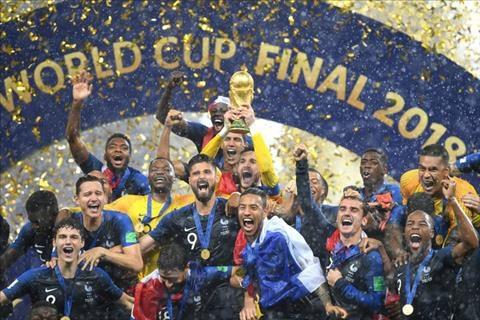 World Cup là chủ đề được tìm kiếm nhiều nhất trên Google trong năm 2018