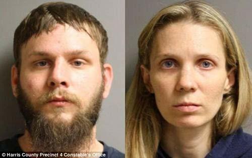 Bradley Bleimeyer và Tami Bleimeyer bị kết án 15, 28 năm tù vì tội ngược đãi, gây thương tích cho trẻ em.