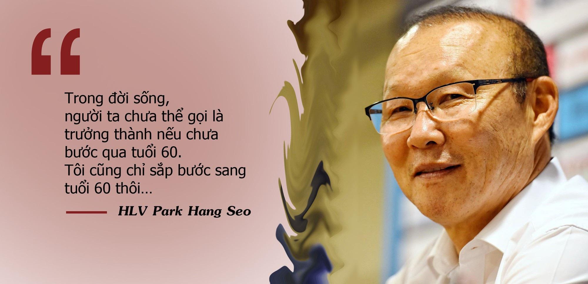 """Có gì trong """"Park Hang Seo - Người truyền lửa""""? - Ảnh 2."""