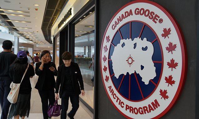 Người tiêu dùng Trung Quốc kêu gọi tẩy chay sản phẩm của hãng thời trang Canada Goose. (Ảnh minh họa: Dailymail)