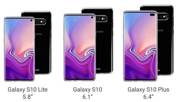 Bộ 3 Galaxy S10 sẽ được ra mắt vào tháng 2 năm sau?