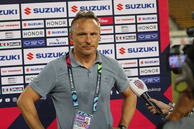 HLV Antoine Hey đã mất việc sau nửa năm dẫn dắt các đội tuyển của Myanmar