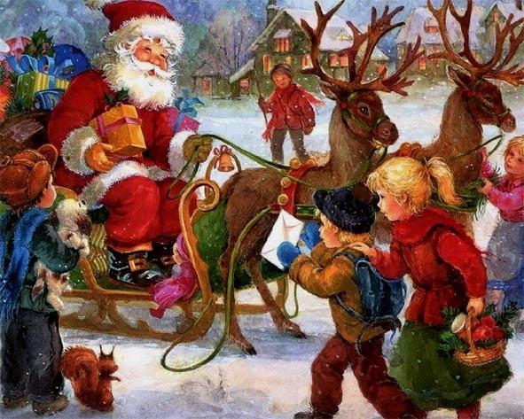 """""""Ông già Noel chắc chắn là có thật"""" - 1"""