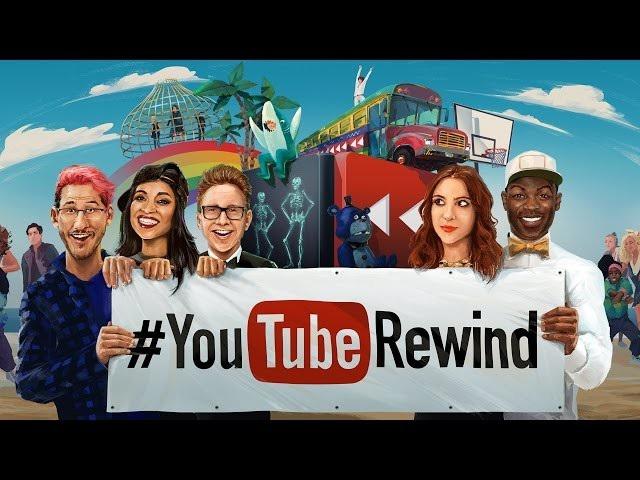 YouTube Rewind đánh mất đi giá trị vốn có.