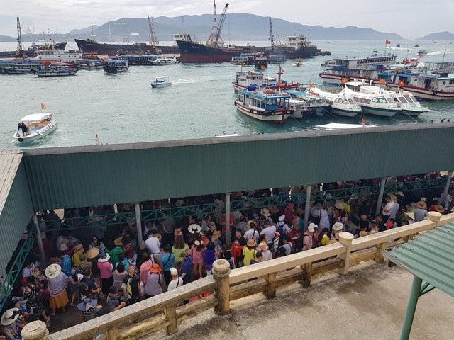 Du khách đến Nha Trang - Khánh Hòa lưu trú đạt hơn 5,8 triệu lượt kể từ đầu năm 2018 đến nay
