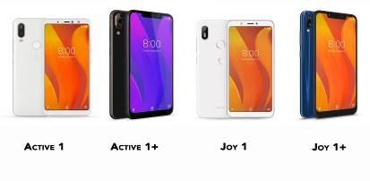 4 mẫu điện thoại đầu tiên mang thương hiệu Vsmart gồm Joy1, Joy1+, Active1 và Active1+ đã có màn ra mắt gây ấn tượng mạnh vào chiều 14/12 tại TP.HCM.