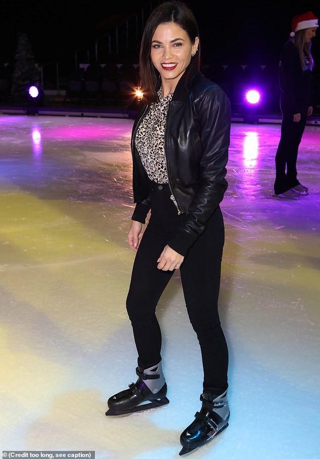 Cùng dự sự kiện còn có nữ diễn viên Jenna Dewan