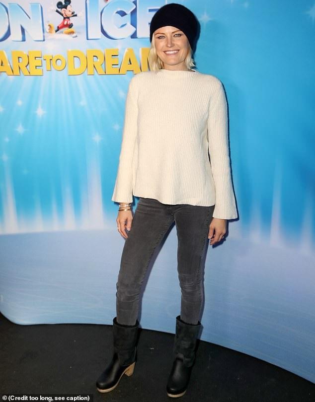 Malin Akerman trẻ hơn nhiều so với tuổi 40