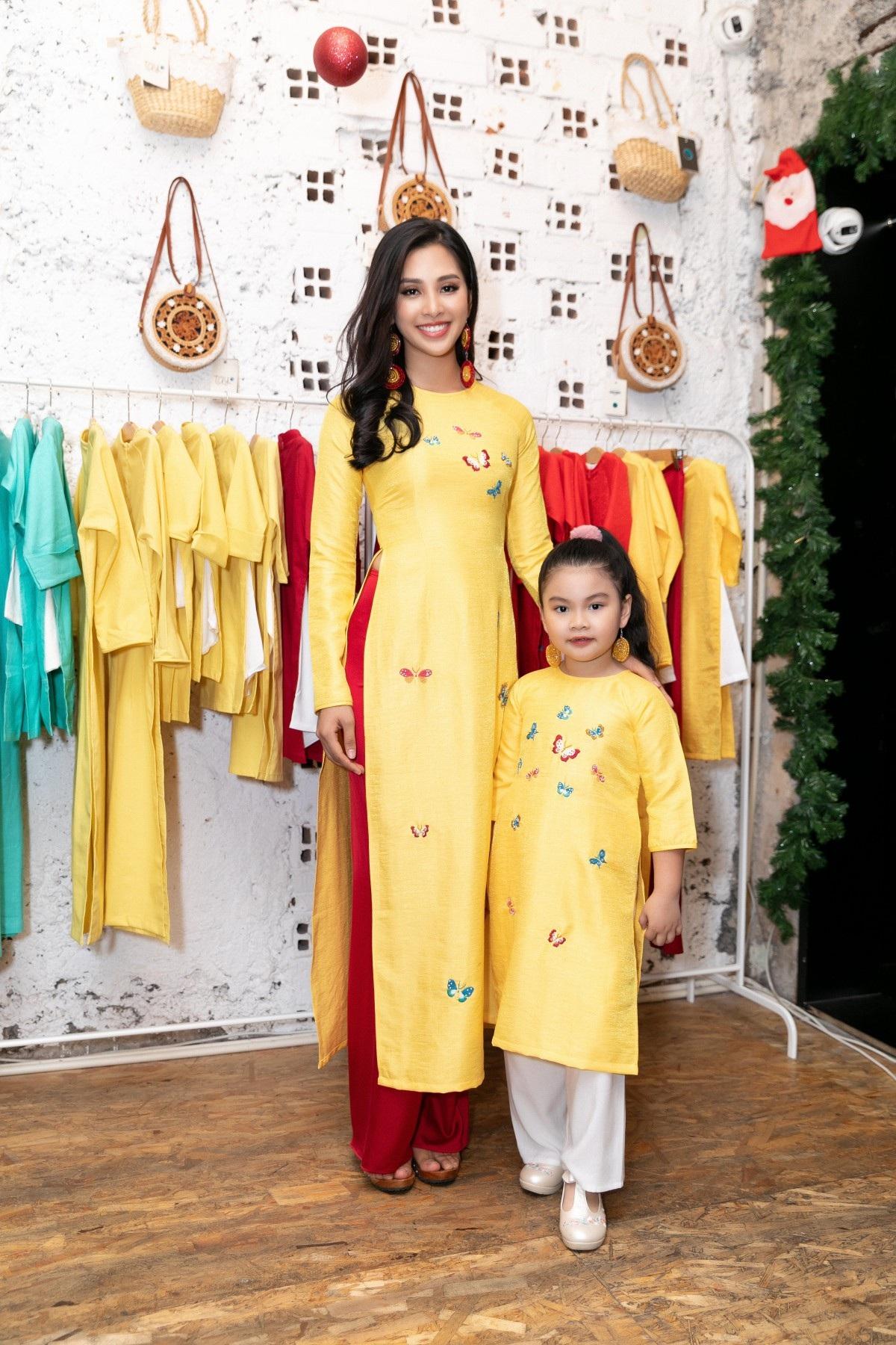 Hoa hậu Tiểu Vy khoe nhan sắc cuốn hút sau Miss World 2018 - Ảnh 3.
