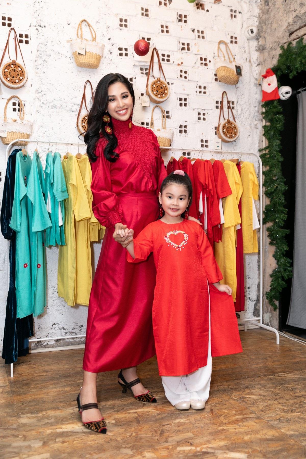 Hoa hậu Tiểu Vy khoe nhan sắc cuốn hút sau Miss World 2018 - Ảnh 6.