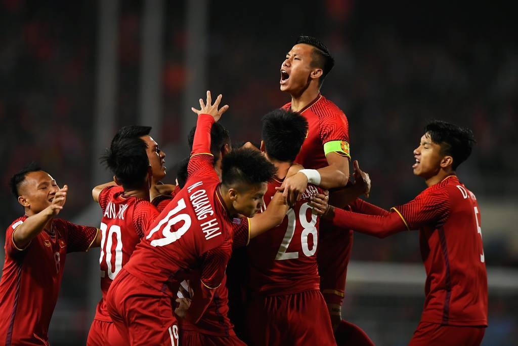 Đội tuyển Việt Nam cần bao nhiêu điểm để vượt qua vòng bảng Asian Cup? - Ảnh 1.