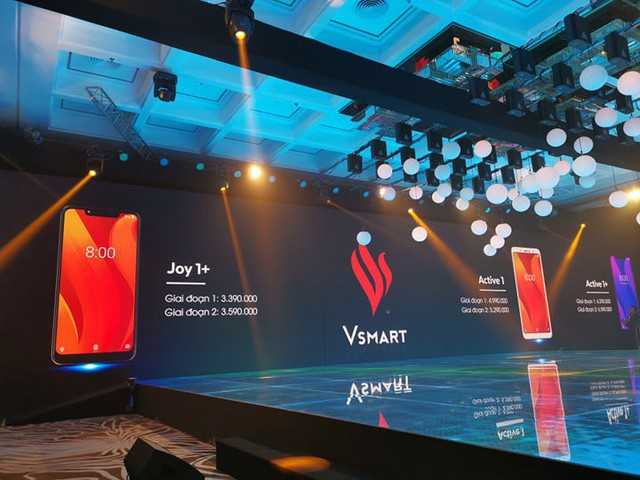 Giá bán các sản phẩm Vsmart