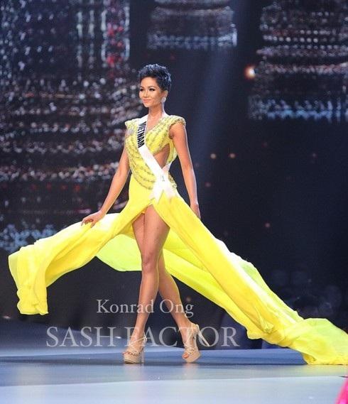 H'Hen Niê xuất sắc lọt top 5, người đẹp Philippines đăng quang Hoa hậu Hoàn vũ 2018 - 29