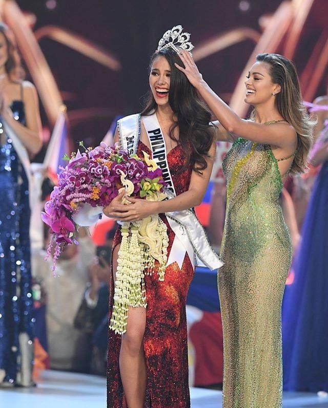 H'Hen Niê xuất sắc lọt top 5, người đẹp Philippines đăng quang Hoa hậu Hoàn vũ 2018 - 1