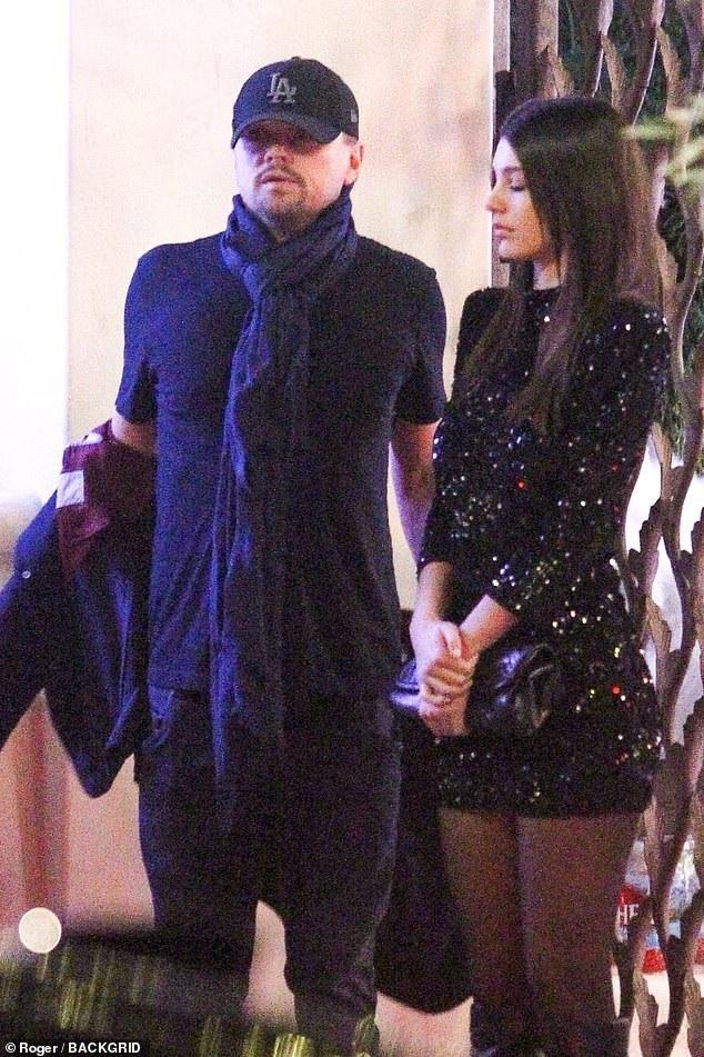 Leonardo DiCaprio và Camila Morrone hẹn hò từ tháng 12 năm ngoái và họ giữ kín mối quan hệ tình cảm của mình