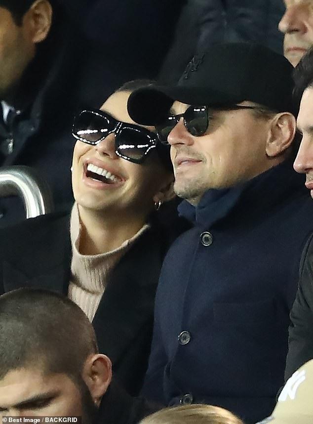 Leonardo DiCaprio được cho là rất nghiêm túc trong mối quan hệ tình cảm với Camila Morrone