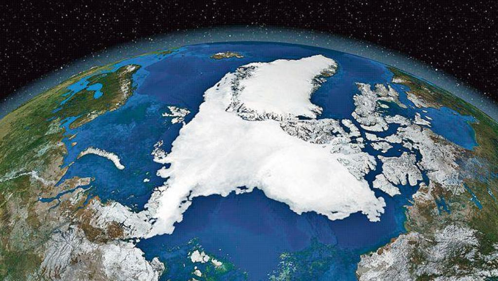 """Đoạn phim sẽ cho bạn thấy băng ở Bắc Cực """"bốc hơi"""" nhanh như thế nào! - Ảnh 1."""