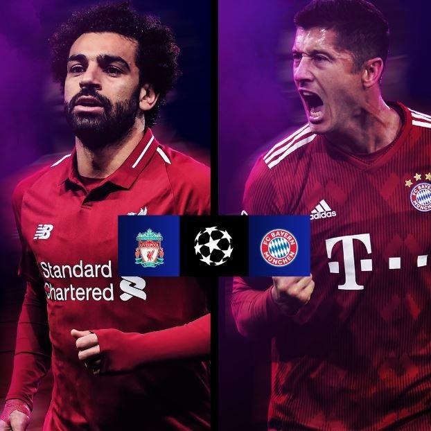 Liverpool chạm trán Bayern Munich